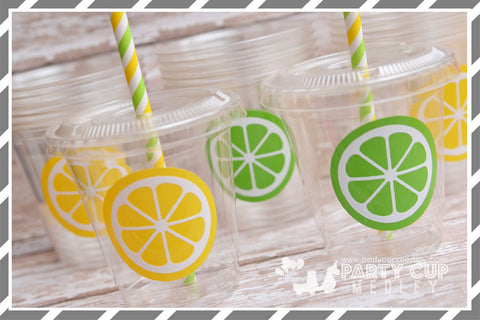 Lemon Lime Party Supplies