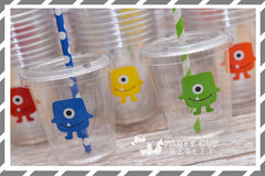Little Monster Party Supplies
