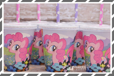 My Little Pony Party Cups 8Ct