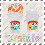 Little Monsters Birthday Party Supplies