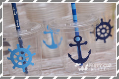 Nautical Birthday Party Supplies