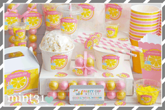 Pink Lemonade Birthday Party Supplies