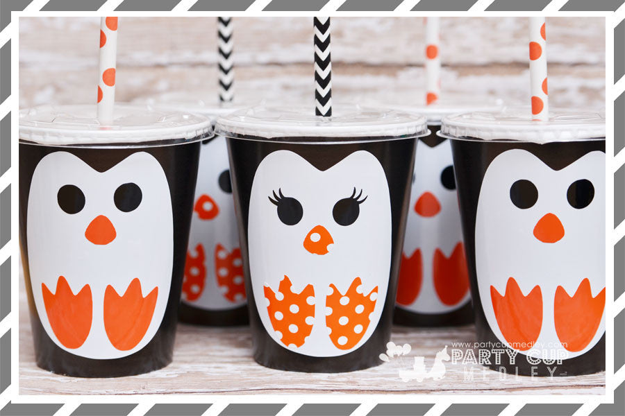 Penguin Birthday Party Supplies
