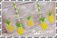 Pineapple Birthday Party Supplies