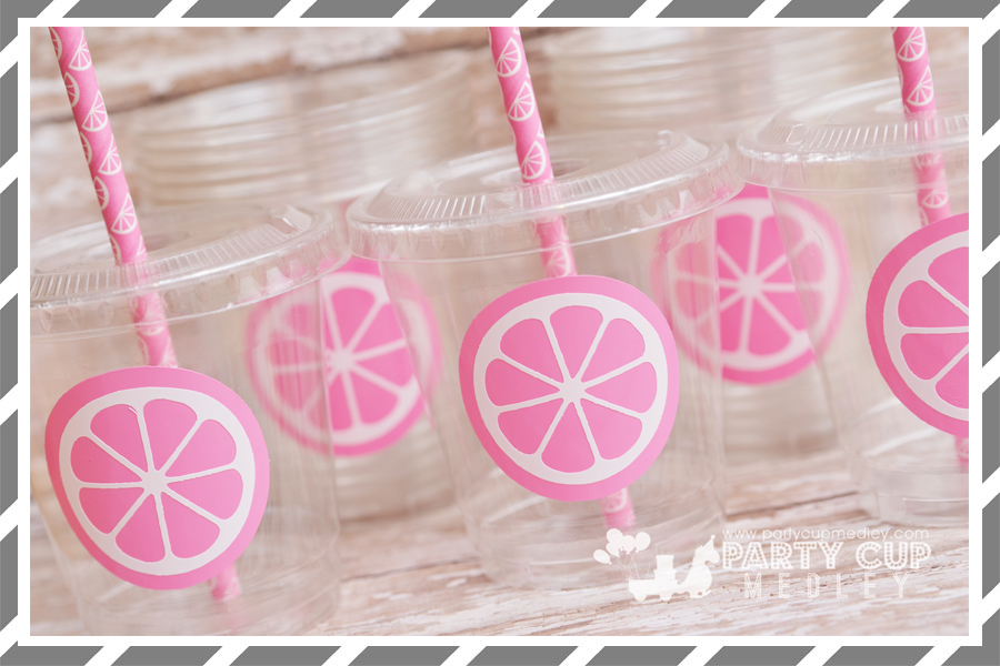 Pink Lemonade Party Supplies