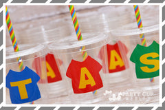 Alphabet Birthday Party Supplies