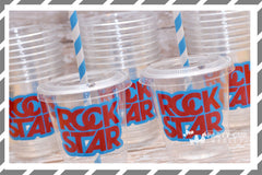 Rock Star Birthday Party Supplies