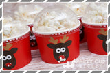 Rudolph Reindeer Christmas Party Favors