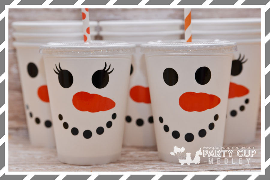 Snowman Party Supplies