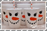 Snowman Birthday Party Supplies