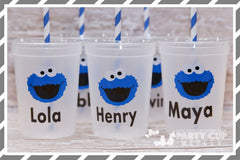 Cookie Monster Birthday Party Supplies