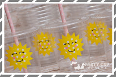 You are my Sunshine Birthday Party Supplies