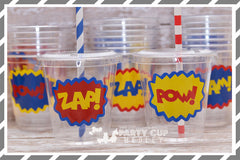 Super Hero Party Supplies