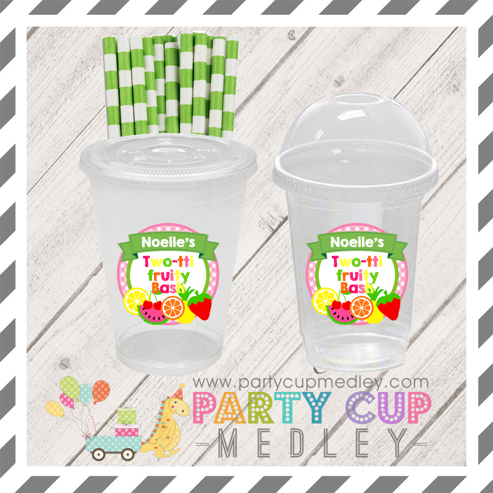 Tutti Frutti Birthday Party Supplies