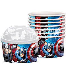 Captain America Party Favor Cups