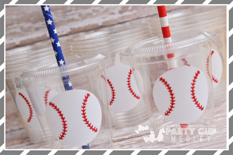 Baseball Birthday Party Supplies