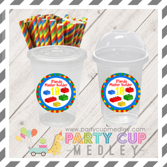 Master Builder Party Supplies