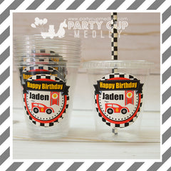 Race Car Birthday Party Supplies