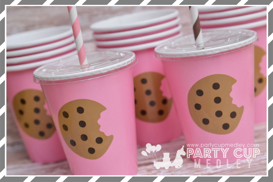 Cookies and Milk Party Supplies