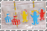 Carnival Birthday Party Supplies
