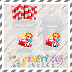 Circus Birthday Party Supplies