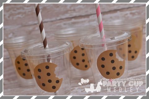 Cookies & Milk Birthday Party Supplies