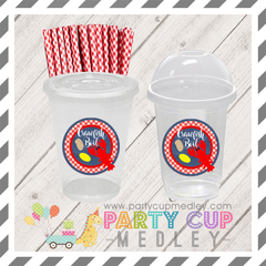 Crawfish Boil Party Cups