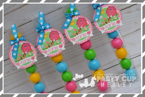 Barnyard Birthday Party Supplies