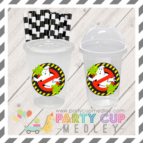 Ghostbusters Birthday Party Supplies