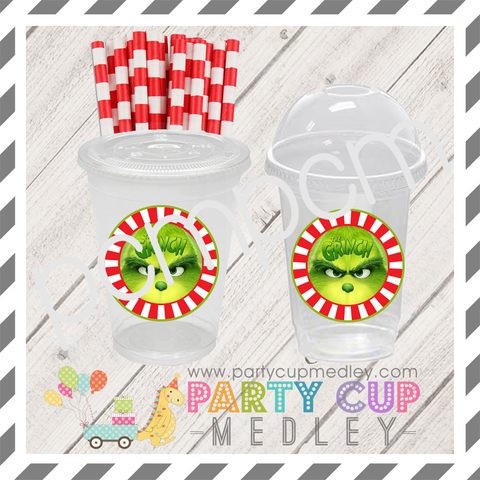 Grinch Movie Party Supplies