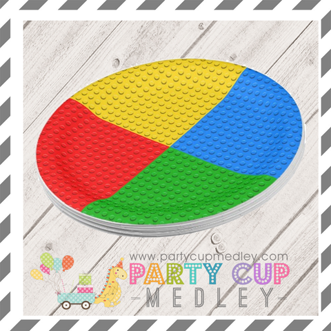 Bricks Party Supplies