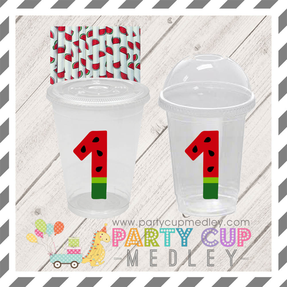 One in a Melon Birthday Party Supplies