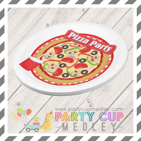 Pizza Party Supplies-Pizza Decorations & Ideas