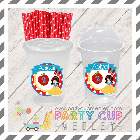 Snow White Birthday Party Supplies