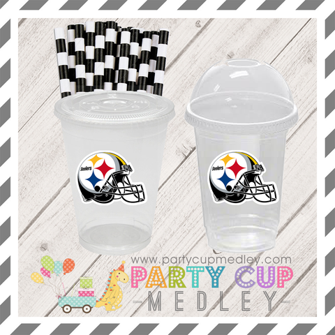 Pittsburg Steelers Party Supplies