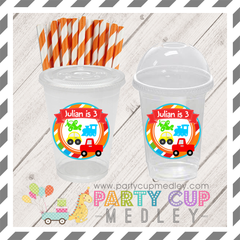 Transportation Birthday Party Supplies
