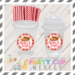 Chicken and Waffles Party Supplies