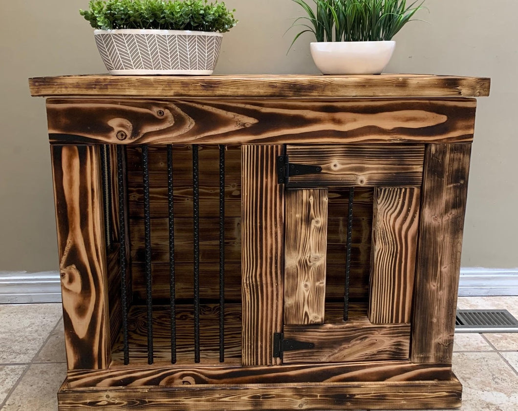Rustic Single Crates