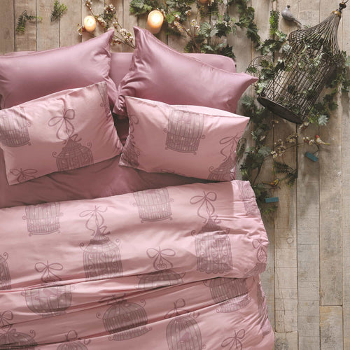 Cage in a Dream Cotton Sateen Bedding Set