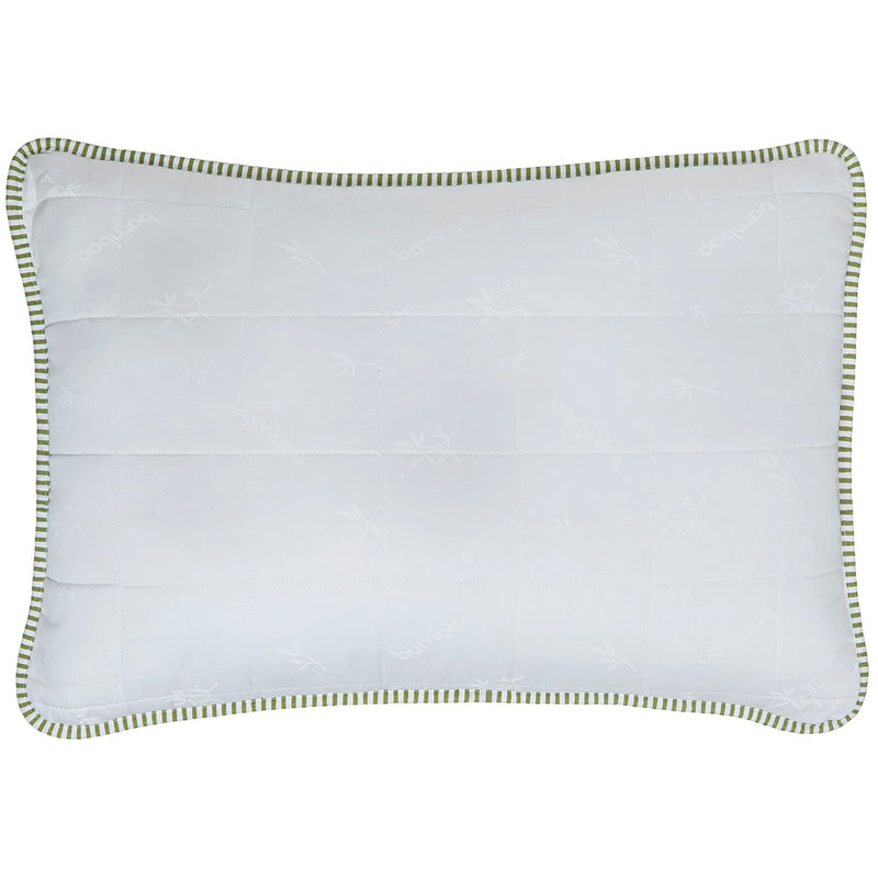 Greeny Bamboo Baby Pillow