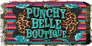 Punchy Belle Boutique