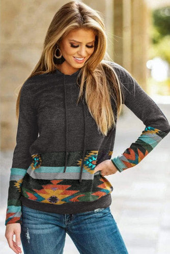 Southwest Flair Pullover