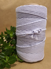 Load image into Gallery viewer, 4.5mm Cotton Macrame Cord: Light Purple