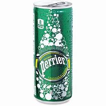 Sparkling Perrier Water