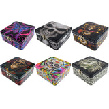 Item#20359. Metal Treasure Box $360/case.  72 pcs, 12 inners of 6 pcs. Free Shipping!