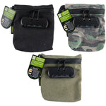 Item# 21828. Canvas Lock Bag.  $360/case.  72 pcs, 12 inners of 6 pcs. Free Shipping!