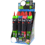 Item# 21984. Glow In The Dark Torch Stick.  $720/case.  144 pcs, 12 inners of 12 pcs. Free Shipping!