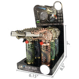 Item #23667. Dragon Torch.  $540/case.  72 pcs, 12 inners of 6 pcs. Free Shipping!