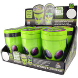 Item #24713. 3D Alien Butt Bucket.  $252/case.  72 pcs, 12 inners of 6 pcs. Free Shipping!