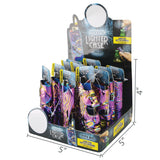 Item# 24829. Mystic Lighter Case.  $432/case.  144 pcs, 12 inners of 12 pcs. Free Shipping!